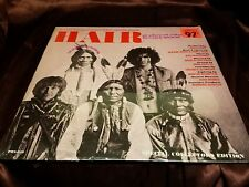 Original Cast Recording From HAIR Musical LP RCA Records SEALED Galt McDermot