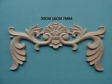 Centro di grandi dimensioni in legno APPLIQUE Furniture Stampaggio Decorativi C663