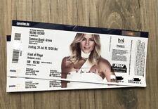 Helene Fischer Stadion Tour 2018, Frankfurt, Front Of Stage Tickets