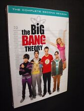 The Big Bang Theory Complete Second Season DVD IS STILL NEW FACTORY SEALED