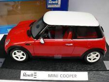 1/12 Revell Mini Cooper rojo techo Weiss 08451