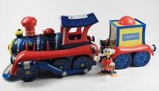Dagobert Duck Lok + Anhänger === Topolino Walt Disney