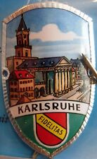 Karlsruhe new badge mount stocknagel hiking medallion G9818