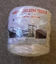 Caulking cotton - 8ply 500gr ball finest quality FreePost