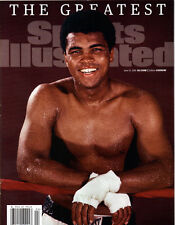 Muhammad Ali -  The Greatest - Sports Illustrated Tribute Cover 2016