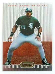 Frank Thomas #65 (1995 Bowman's Best) Baseball Card, Chicago White Sox