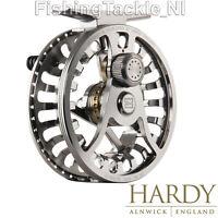 Hardy Ultralite FWDD Fly Reel - Lightweight Trout Fishing Reel Rulon Drag