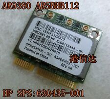 Atheros AR9380 AR5BHB112 450M Wlan Card  dual band  MINI PCI-E half INTEL6300