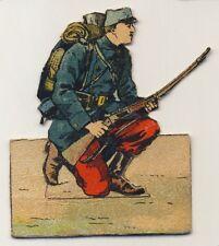 IMAGE CARD DECOUPIS WWI 14 18  Infantry INFANTERIE e