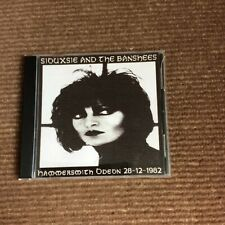 Siouxsie and the Banshees - Live Hammersmith Odeon 28th Dec 1982