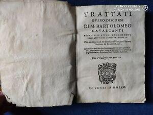 Prima edizione, Cavalcanti Bartolomeo