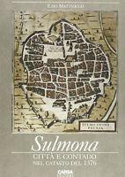 Sulmona. Città e contado nel catasto del 1376 - CARSA - Libro Nuovo in offerta!