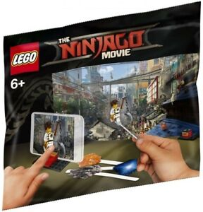LEGO THE NINJAGO MOVIE MAKER Large poly bag Create scenes with your Mobile Phone