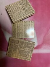 Collection Of Stamp Pads