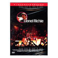Lionel Richie DVD (*New *Sealed *All Region)