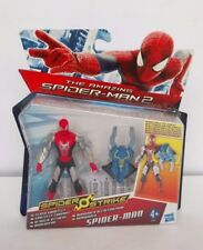 THE AMAZING SPIDERMAN 2 Action Figure Giocattolo & Slash Gauntlet Nuovo Gratis P&P