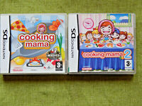 Cooking Mama 1 / 2 (Nintendo DS, NDS, Region Free, Game)