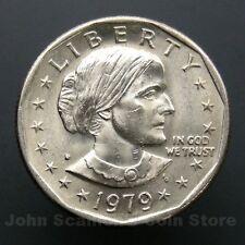 1979-D Susan B Anthony Dollar $1 Choice BU Mint US Coin