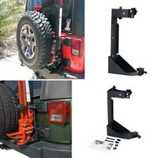 Off Road Hi-Lift Jack Mount Hood Mounting Bracket Fit Jeep Wrangler JK 2007-2017