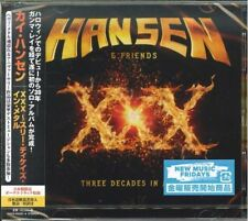 KAI HANSEN-XXX [LIMITED EDITION]-JAPAN 2 CD BONUS TRACK G88