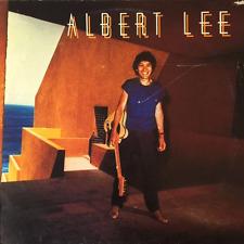 ALBERT LEE - Albert Lee (LP) (VG-/G)