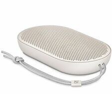 B&o Play by Bang & Olufsen BeoPlay P2 portable Bluetooth Speaker Sand Stone DF
