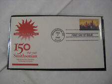 150 Year Anniversary Smithsonian FDC 1996 First Day