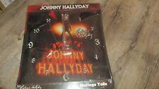 Johnny Hallyday-Ancienne horloge-Johnny sur scène-32 cm