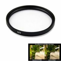 52mm UV Filter for Nikon Canon Sony FujiFilm Olympus Pentax Lens