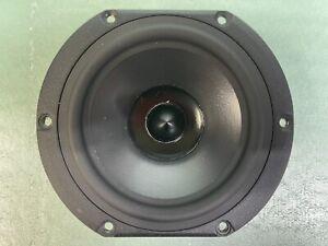 "Peerless 850489 4.5"" Phase Plug Speaker HDS134 6.5"" Mid-Woofer Bass Driver"