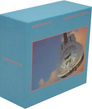 "DIRE STRAITS ""BROTHERS IN ARMS"" PROMO empty box for Japan Mini LP CD"