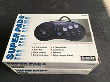 Manette Arcade Neuf Sega Saturn Super Pad 8 SV-460 New Old Stock