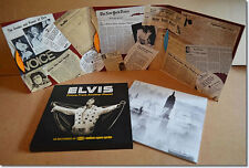 Elvis Presley - Prince From Another Planet -  Book, CD & DVD