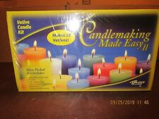 Yaley Candle Making Made East Ii Kit ( Votive Candles), Model# 150001