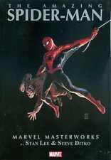 MARVEL MASTERWORKS AMAZING SPIDER-MAN VOL #1 TPB Comics #1-10 & Fantasy #15 TP