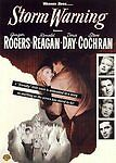 Storm Warning (DVD) with Ginger Roger's & Doris Day (Read the Description)