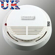 Wireless Fotoeléctrico De Humo Detector De Alarma Para automarca Gsm Alarma