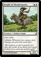 KNIGHT OF MEADOWGRAIN Lorwyn MTG White Creature — Kithkin Knight Unc