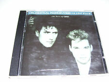 Orchestral Manoeuvres In The Dark OMD - The Best Of * HOLLAND CD 1988 *