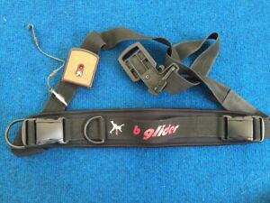 CP TECH B-Glider camera strap with B-Grip mount for DSLR/Video etc EXCELLENT