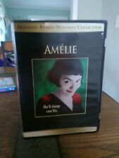 Audrey Tautou Amelie 2-Disc Set Excellent Cond Mathieu Kassovitz French Language