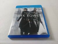 The Dark Tower (Blu-ray Disc, 2017) Blu Ray Disc, Case And Artwork Only