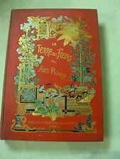 """ABEL PICARD """"LA TERRE DES FLEURS"""" ~ LIBRAIRIE D'EDUCATION DE LA JEUNESSE ~ BOOK"""