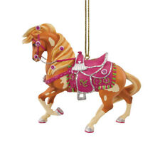 Rhinestone Cowgirl Painted Pony Ornament