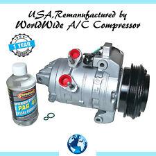 2011-2014 Mustang 3.7L OEM Reman A/C Compressor