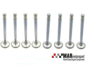 Classic Mini / A series 998cc 214N stainless large head valves 4 inlet 4 exhaust