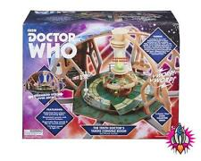NEW OFFICIAL DOCTOR DR WHO 10TH TARDIS CONSOLE ELECTRONIC PLAY SET