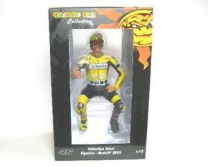 Valentino Rossi Figurine Motogp 2005 Laguna Seca 1:12 MINICHAMPS