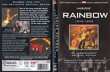 Rainbow - DVD - Inside 1975-1979 Critical Review - DVD von 2003 - Neuwertig !