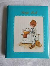 Vintage Blank Recipe Book